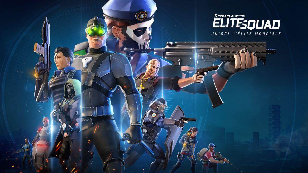 Tom Clancy's Elite Squad chiuderà ad inizio ottobre, annuncia Ubisoft