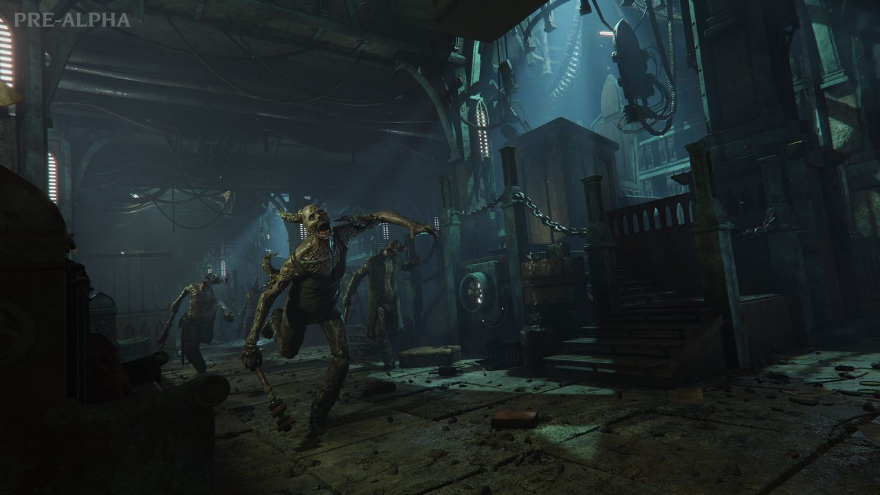 Warhammer 40000 Darktide, il reveal del gameplay ai The Game Awards 2020