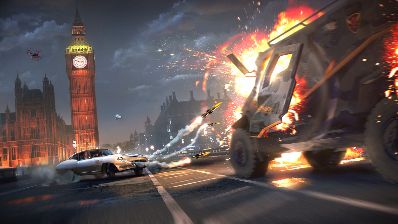 Watch Dogs Legion, il nuovo trailer mostra il raytracing delle nuove Nvidia GeForce RTX 30 Series