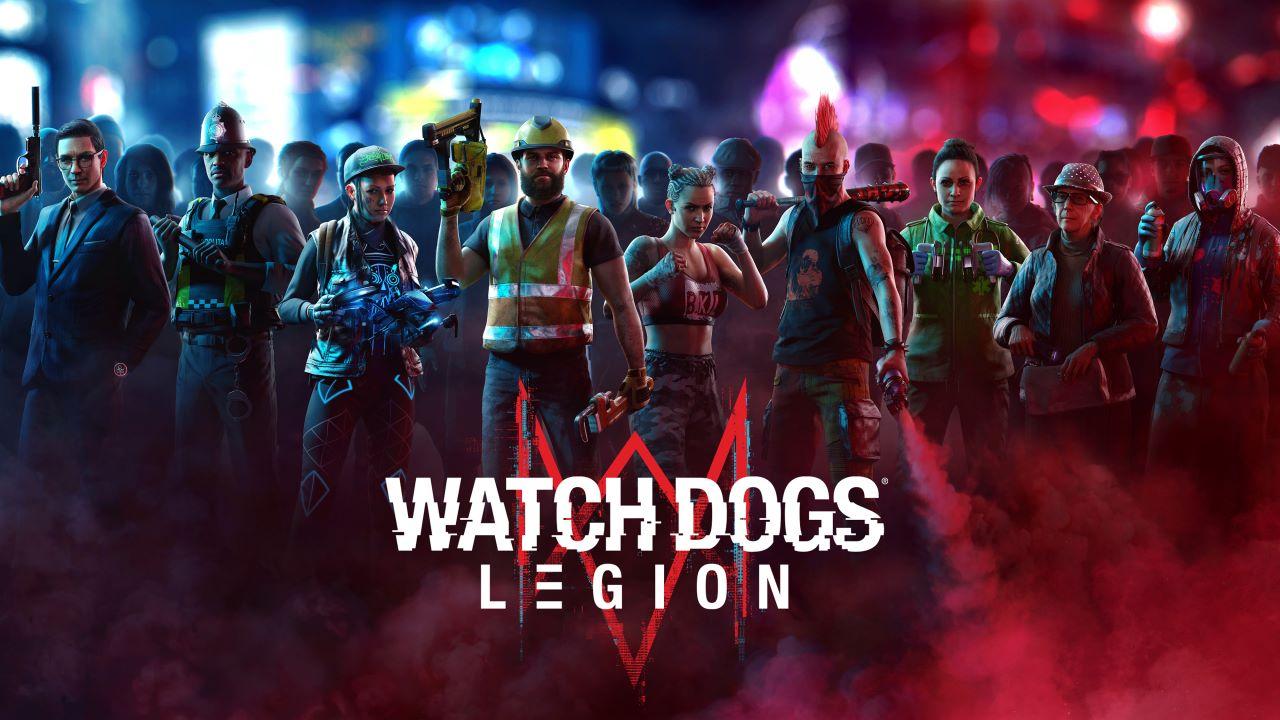 Watch Dogs Legion per Xbox Series X/S sarà un gioco di lancio, confermata la data di uscita