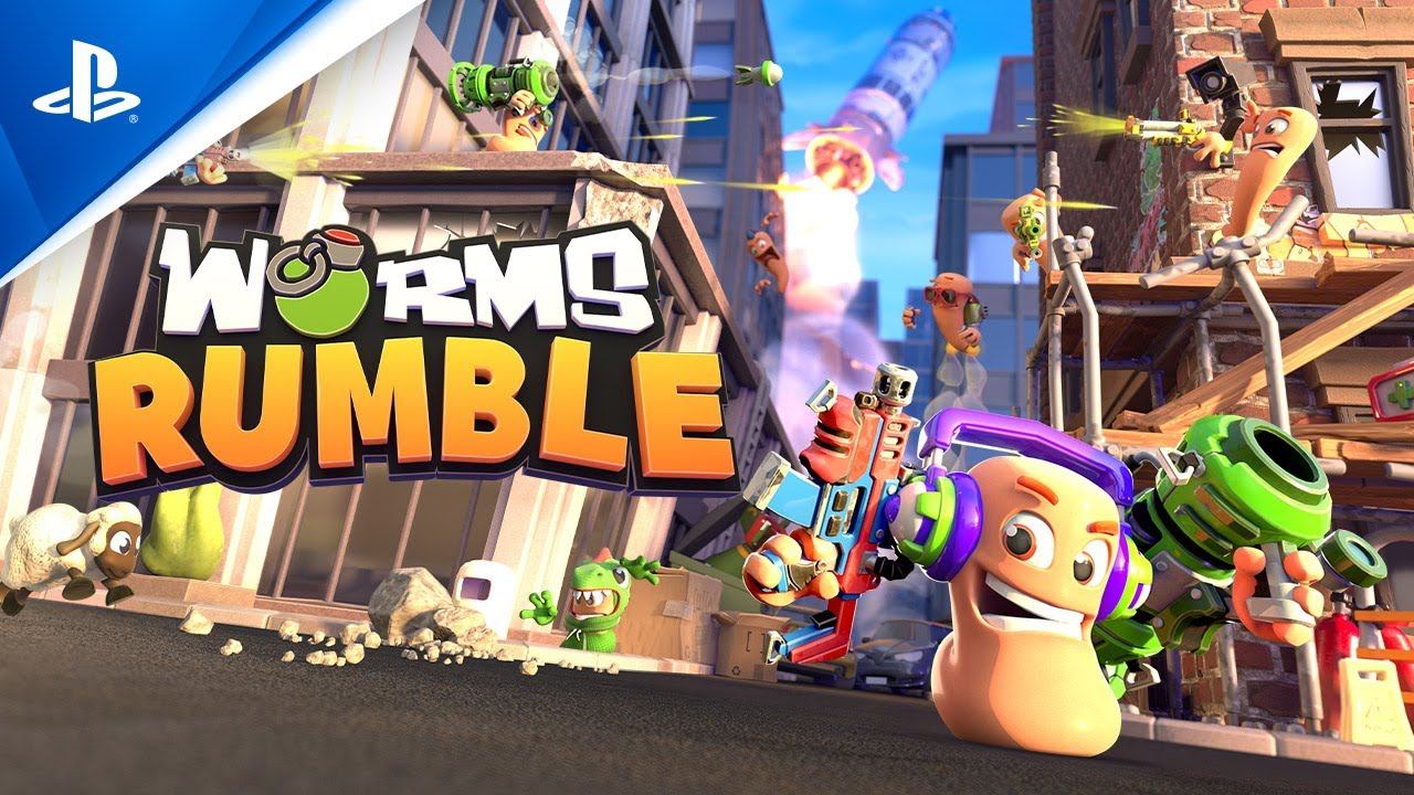 Worms Rumble, la Open Beta del weekend è ora iniziata su PS4 e PC