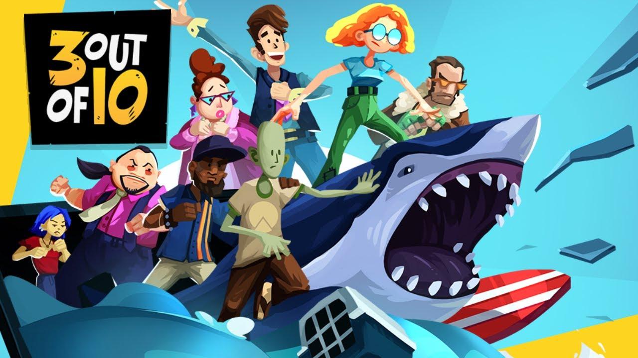 Epic Games Store, 3 out of 10 Season Two ora gratis su PC per una settimana