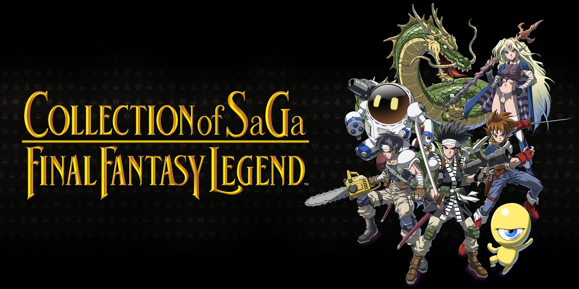Collection of SaGa Final Fantasy Legend, nuovo trailer dal Tokyo Game Show 2020