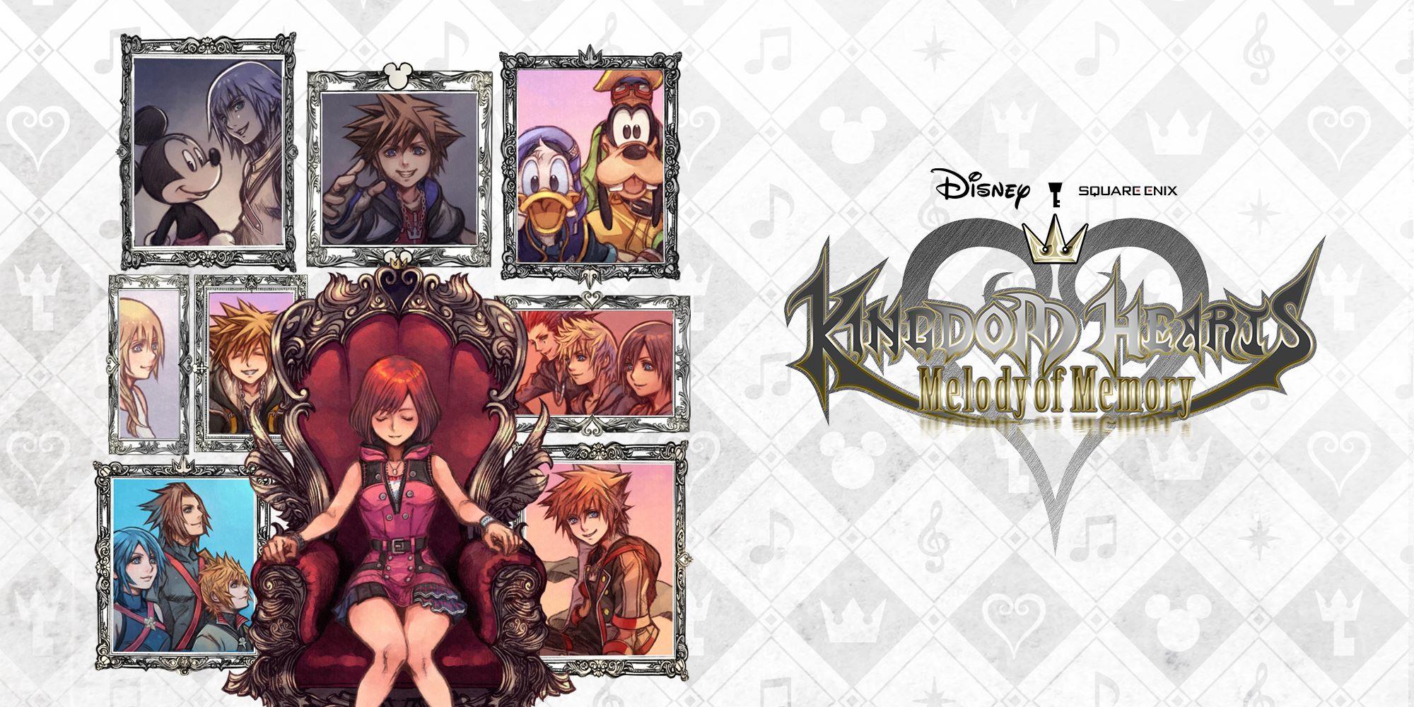 Kingdom Hearts Melody of Memory, la prima recensione arriva da Famitsu ed è positiva