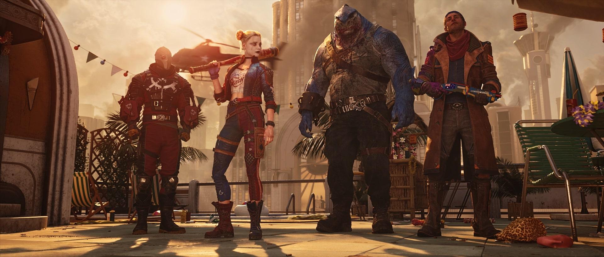 Suicide Squad Kill the Justice League annunciato per PC, PS5 e Xbox Series X, arriva nel 2022