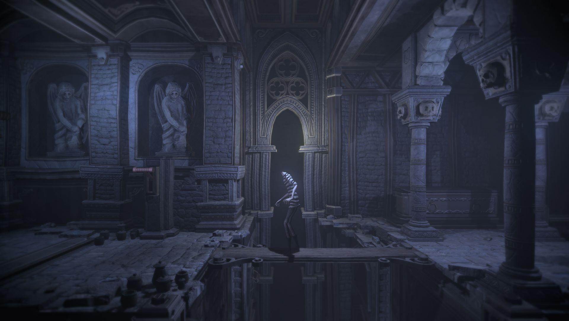 DARQ, dalla Gamescom 2020 arriva un video gameplay del DLC The Crypt -  GamingTalker