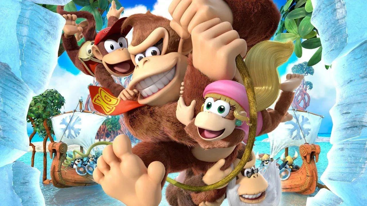 Donkey Kong, Nintendo è al lavoro su un nuovo gioco e progetto d'animazione per dei rumor