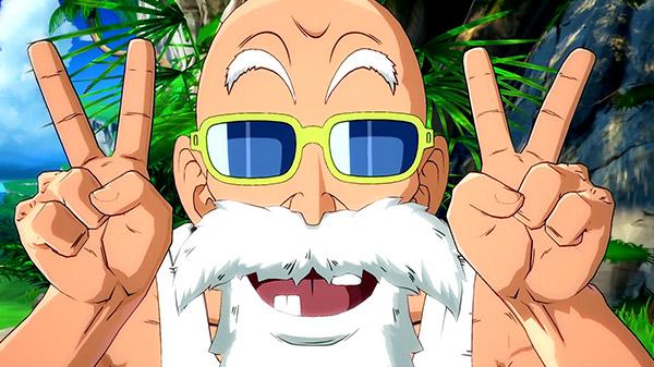 Dragon Ball FighterZ, in arrivo il Maestro Muten come personaggio DLC