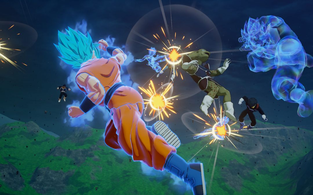 Dragon Ball Z Kakarot, il DLC A New Power Awakens – Part 2 è la seconda parte del Season Pass
