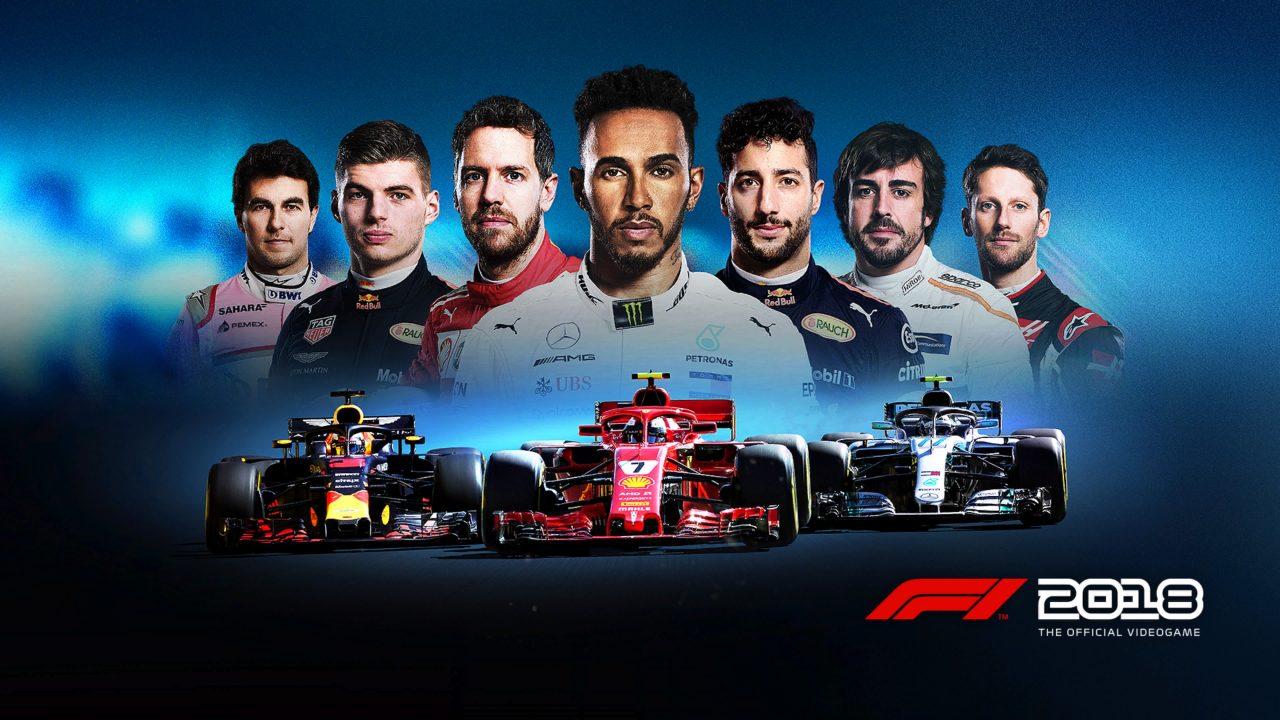 Giochi gratis PC nuovi, F1 2018 è ora gratuito su Humble Bundle fino a lunedì sera