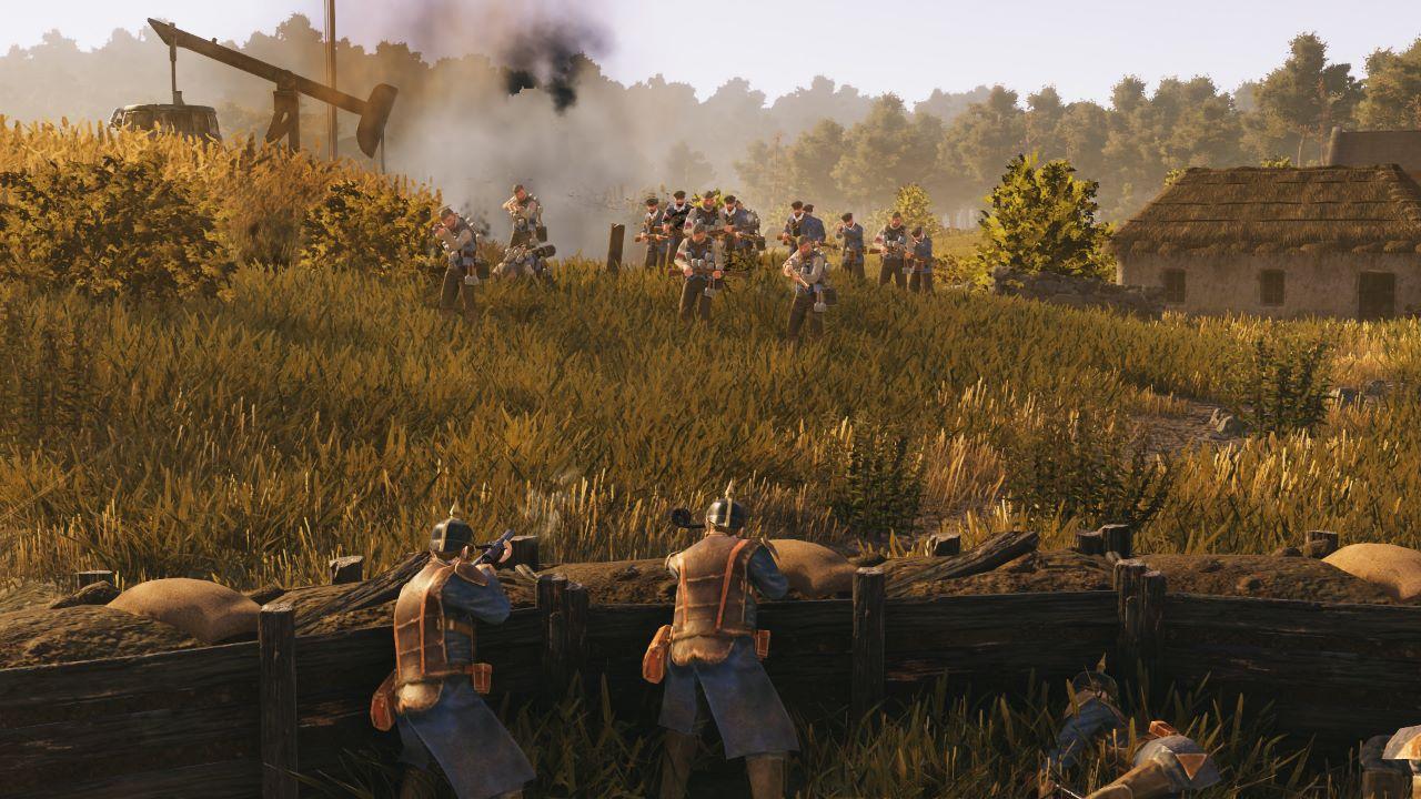 Iron Harvest per console uscirà a fine 2021, nuovo gameplay