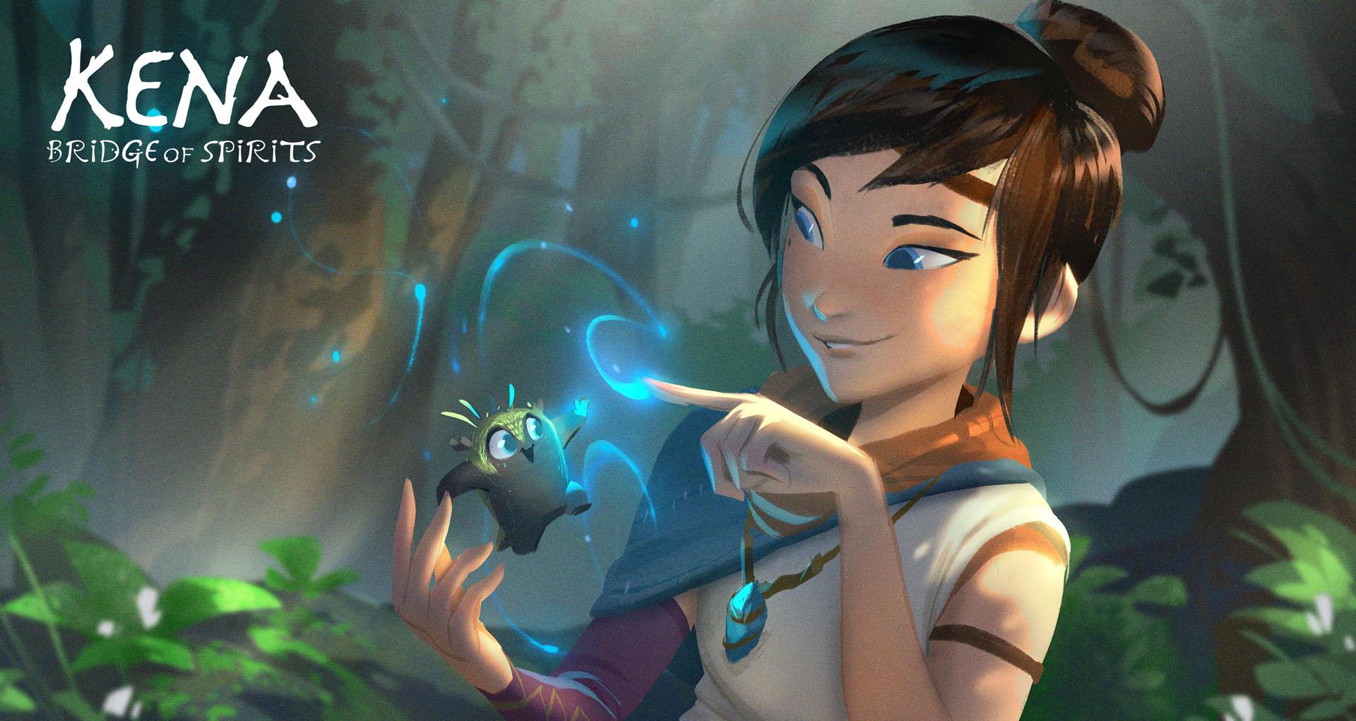 Kena Bridge of Spirits, dettagli su storia, gameplay, Photo Mode, microtransazioni, open-world e durata da una nuova intervista