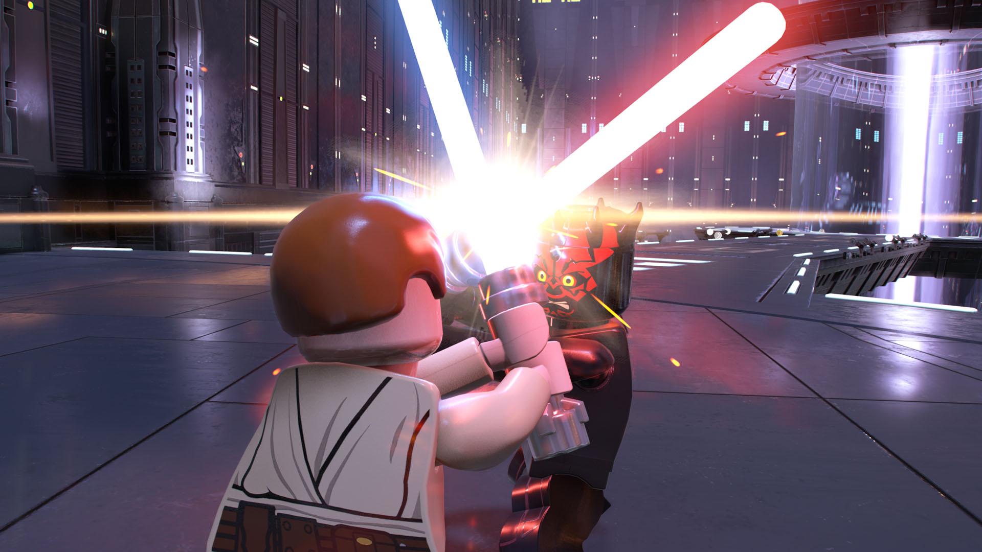 LEGO Star Wars The Skywalker Saga rinviato alla primavera ...