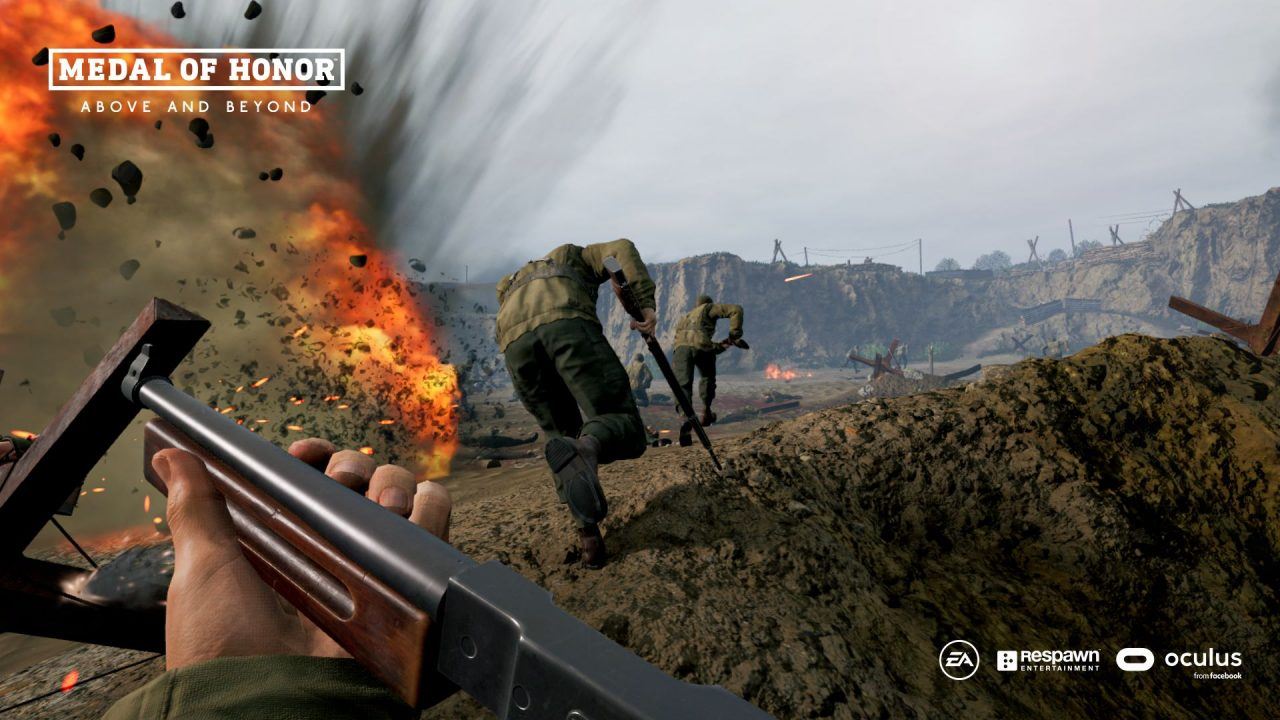 Medal of Honor Above and Beyond, un nuovo video mostra le modalità multiplayer