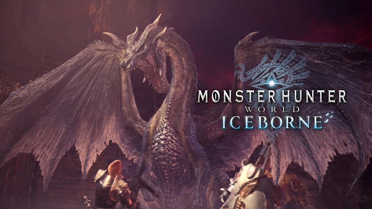 Monster Hunter World Iceborne, il Title Update 5 esce il 1 ottobre e aggiunge Fatalis, tutte le novità