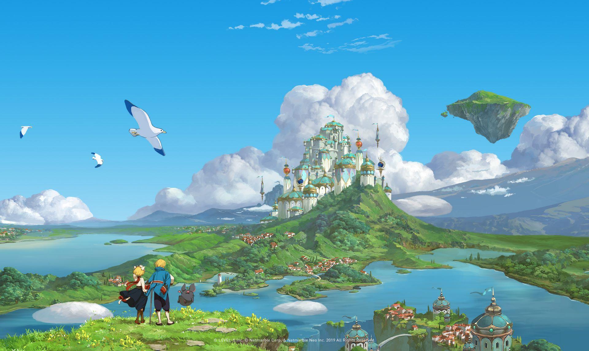 Ni no Kuni Cross Worlds, ecco il trailer della storia