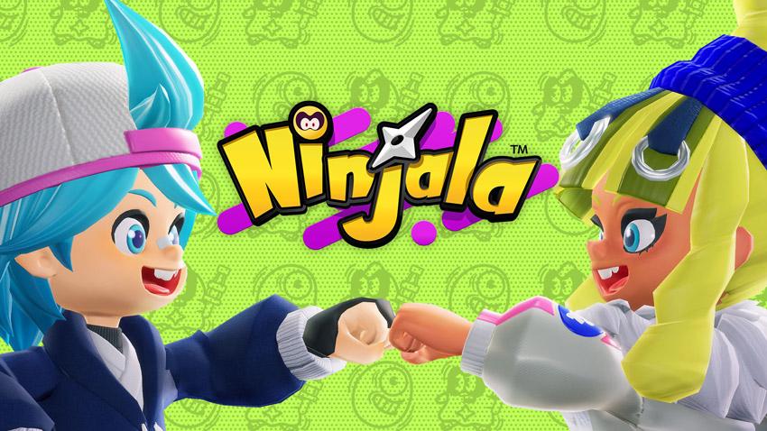 Ninjala, disponibile la patch alla versione 2.0, ecco tutte le novità, tra cui il matchmaking globale