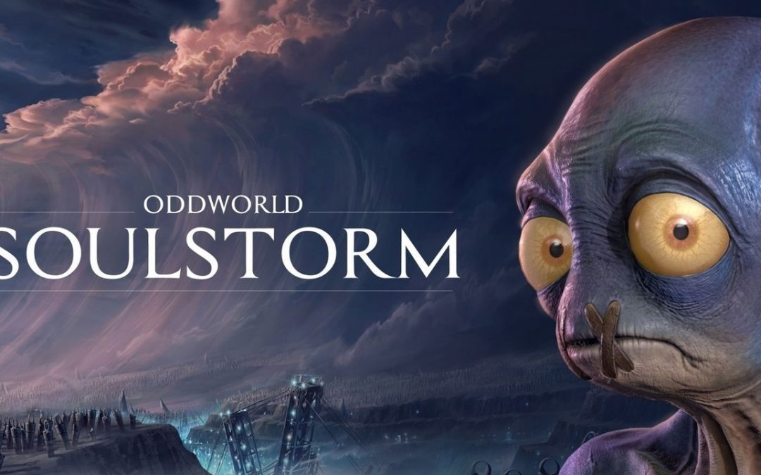 Oddworld Soulstorm, nuovo video gameplay dal PS5 Showcase