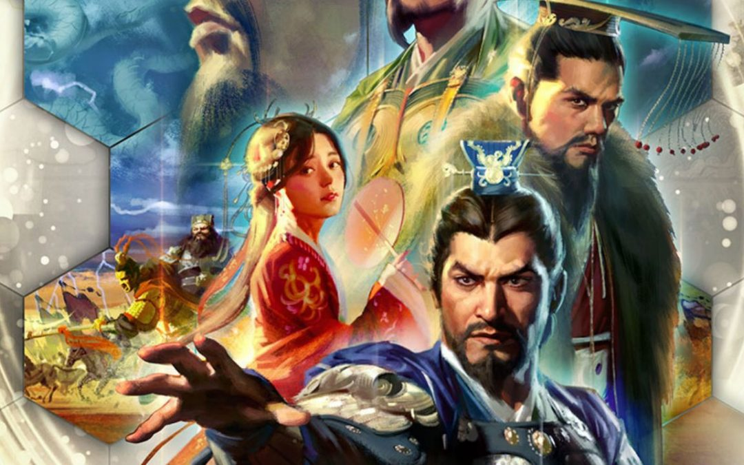 Romance of The Three Kingdoms 14 Diplomacy and Strategy Expansion Pack annunciato per PC, PS4 e Nintendo Switch