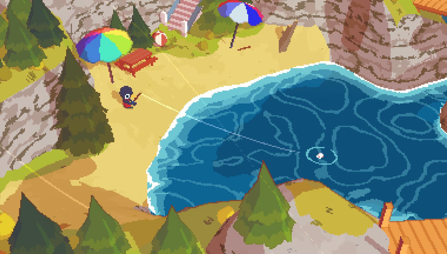 A Short Hike è disponibile da oggi su Nintendo Switch
