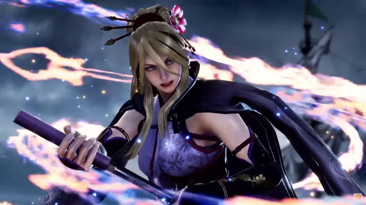 Soulcalibur 6, il personaggio DLC Setsuka arriva il 4 agosto