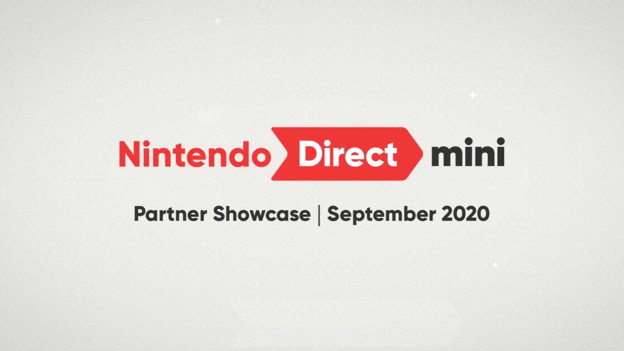 Nintendo Direct Mini Partner Showcase annunciato per domani, 17 settembre 2020