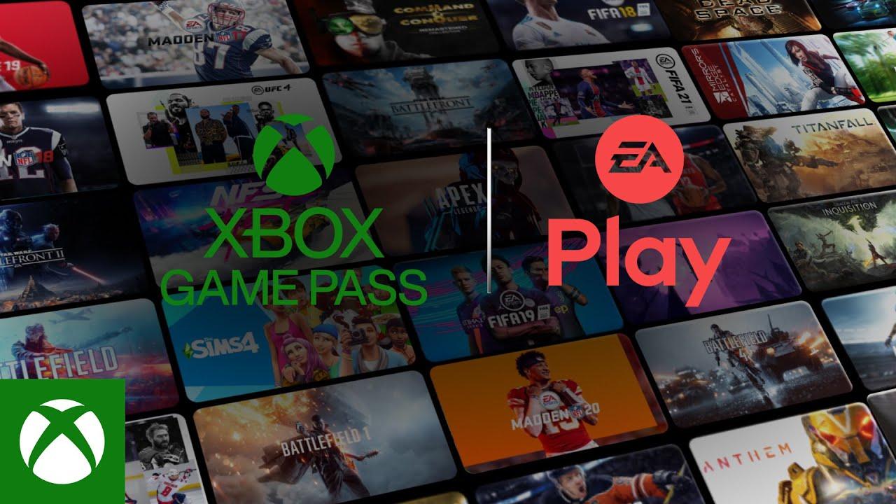 Xbox Game Pass, gli abbonati possono già iniziare ad effettuare il pre-load dei giochi EA Play