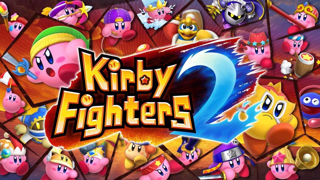 Kirby Fighters 2 annunciato per Nintendo Switch, ecco le novità