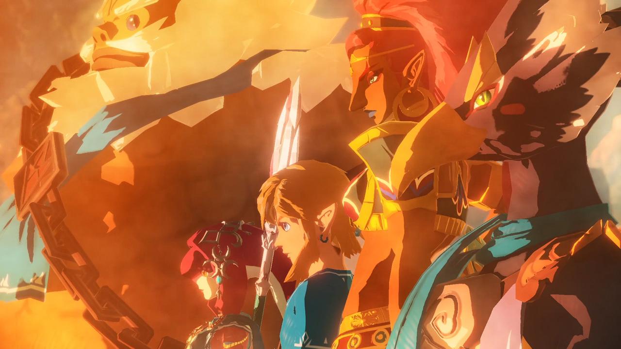 Hyrule Warriors L'era della calamità, trailer di lancio e opinioni della critica