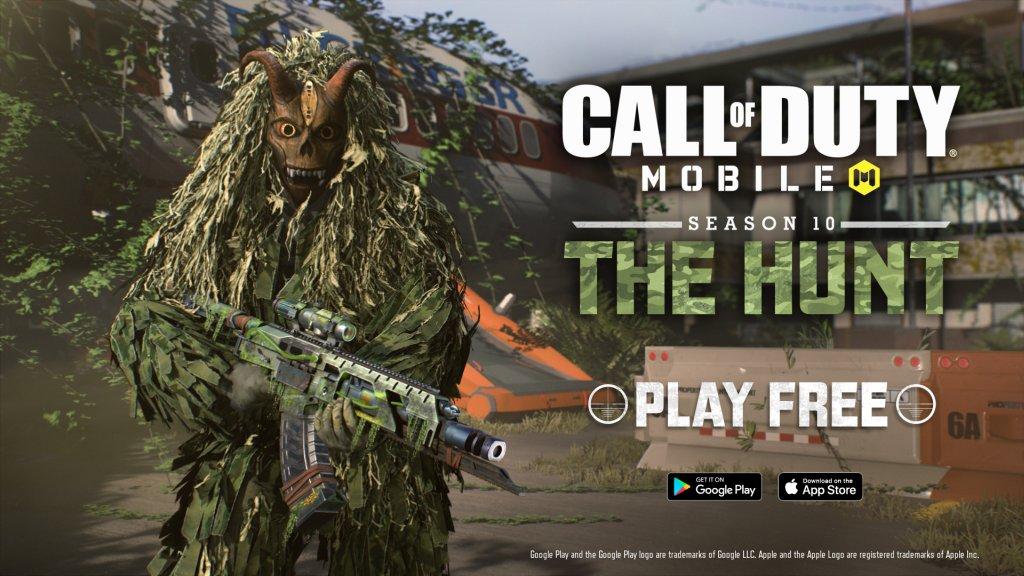 Call of Duty Mobile, disponibile ora la Stagione 10, The Hunt, tutte le novità tra mappe e modalità
