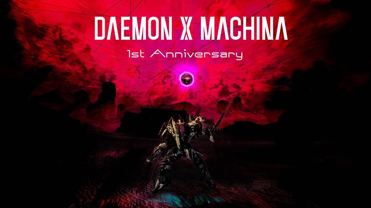 Daemon X Machina, esce a novembre l'aggiornamento per il primo anniversario del gioco, le novità