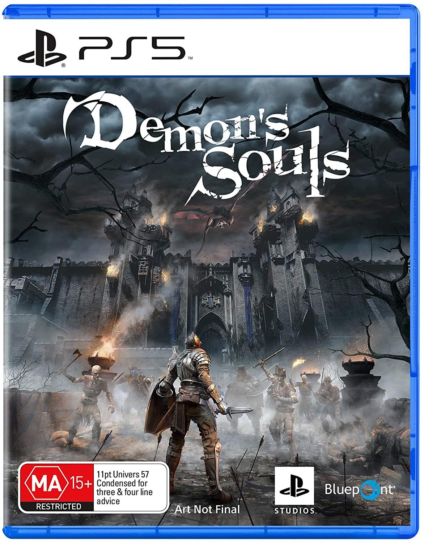 Demon's Souls Remake, pubblicati due nuovi screenshot e la copertina (non  finale) - GamingTalker