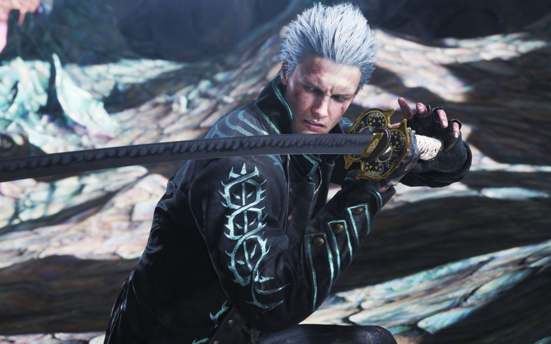 Devil May Cry 5 Special Edition, nuovi video gameplay dal Tokyo Game Show 2020, Vergil, Turbo Mode, Ray Tracing e altro