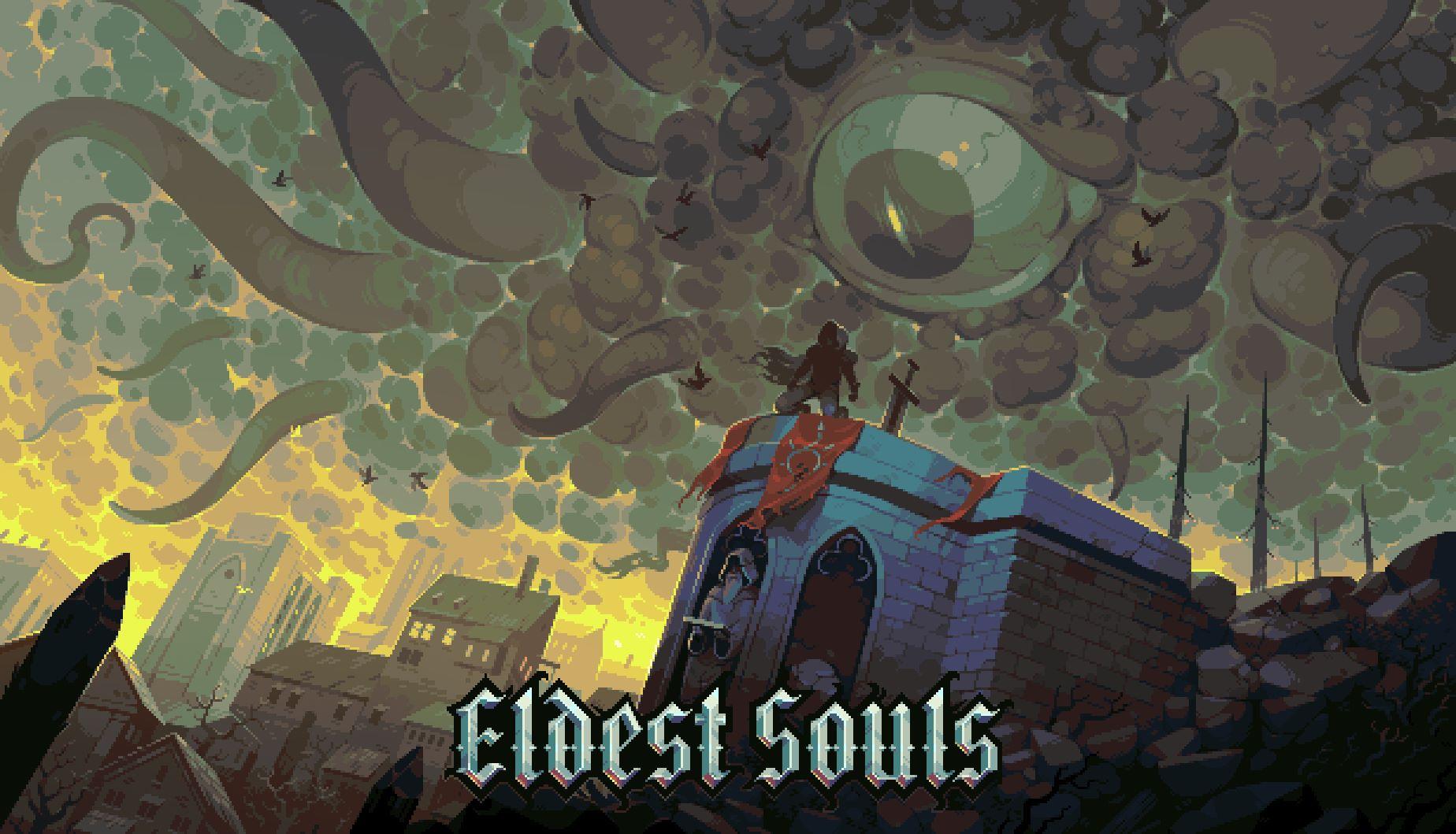 Eldest Souls, rilasciato un nuovo trailer animato