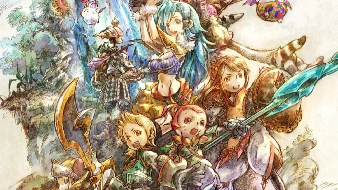 Final Fantasy Crystal Chronicles Remastered Edition, il director si scusa per tutti i problemi riscontrati dai giocatori