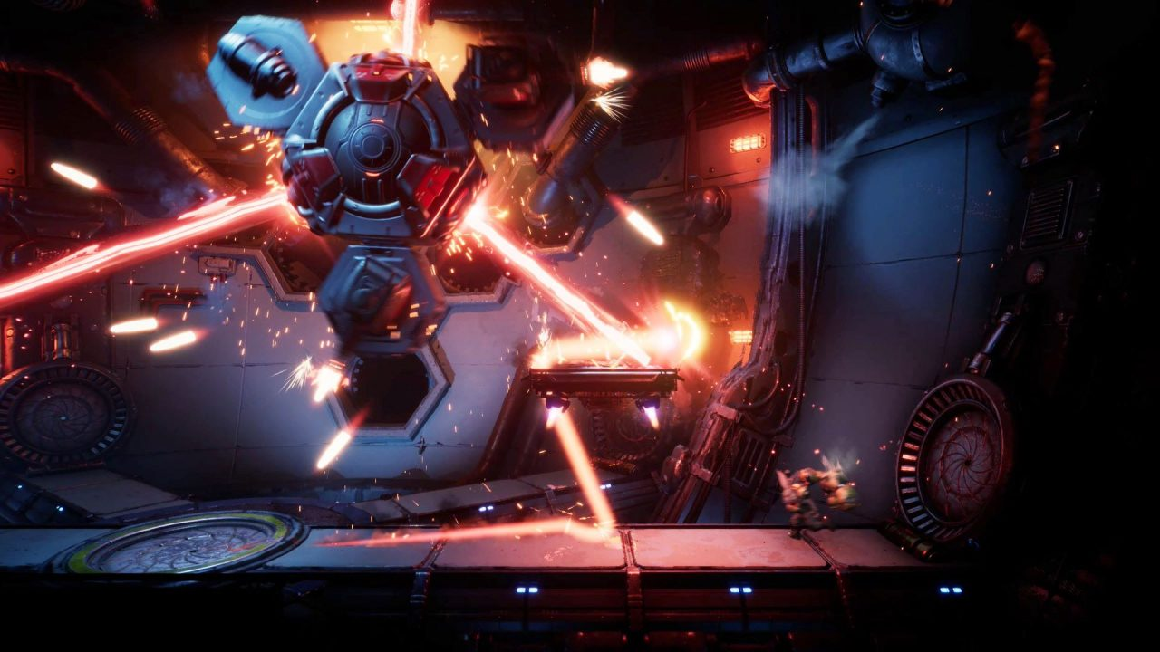 F.I.S.T. Forged in Shadow Torch, vediamo un nuovo video gameplay