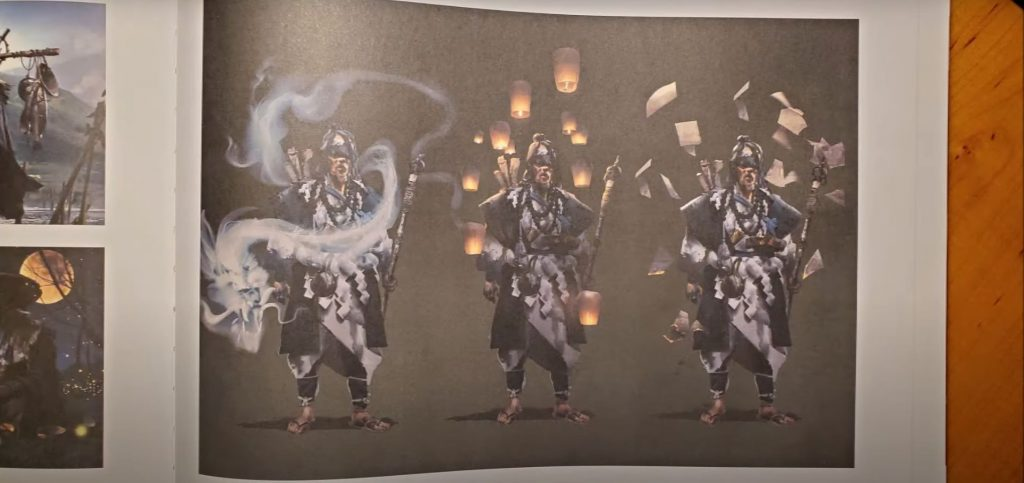 ghost-of-tsushima-legends-characters-1-artbook