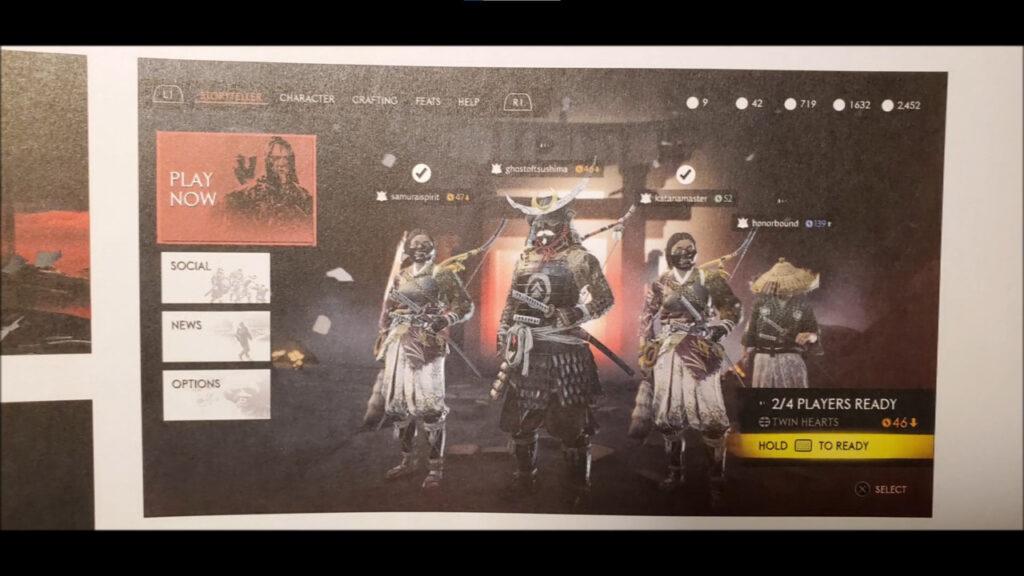 ghost-of-tsushima-legends-menu-artbook