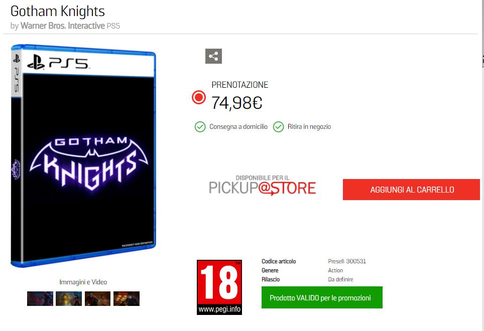 gotham-knights-ps5-prezzo-gamestop-italia