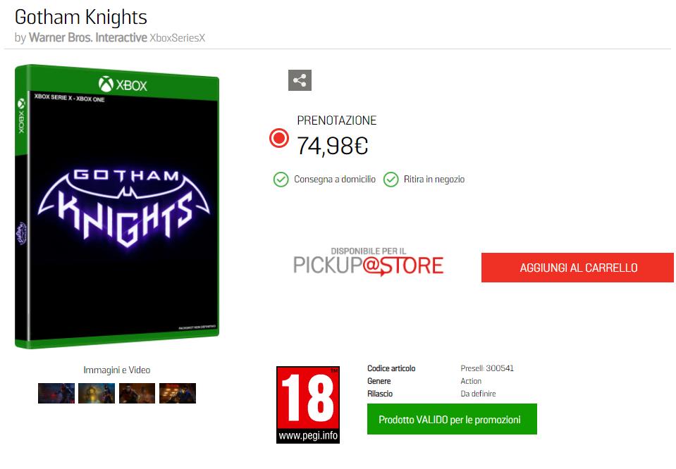 gotham-knights-xsx-prezzo-gamestop-italia