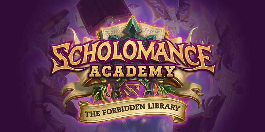 Hearthstone, arriva La Biblioteca Proibita, include una nuova avventura per giocatore singolo e molto altro