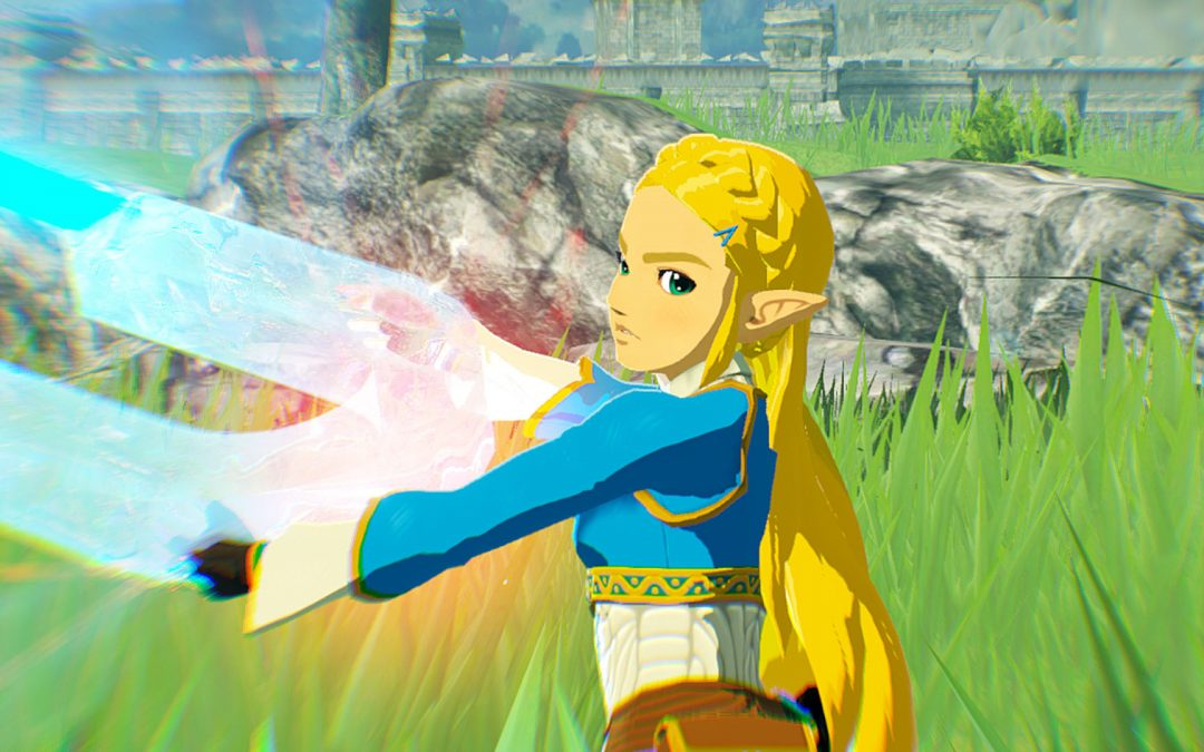Zelda Breath of the Wild e Hyrule Warriors L'Era della Calamità a confronto in un video, quanto sono diversi?