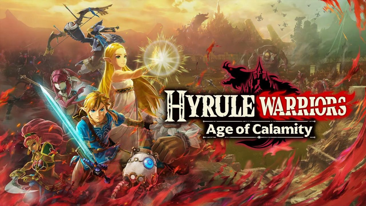 Hyrule Warriors L'Era della Calamità annunciato per Nintendo Switch, è ambientato 100 anni prima di Breath of the Wild