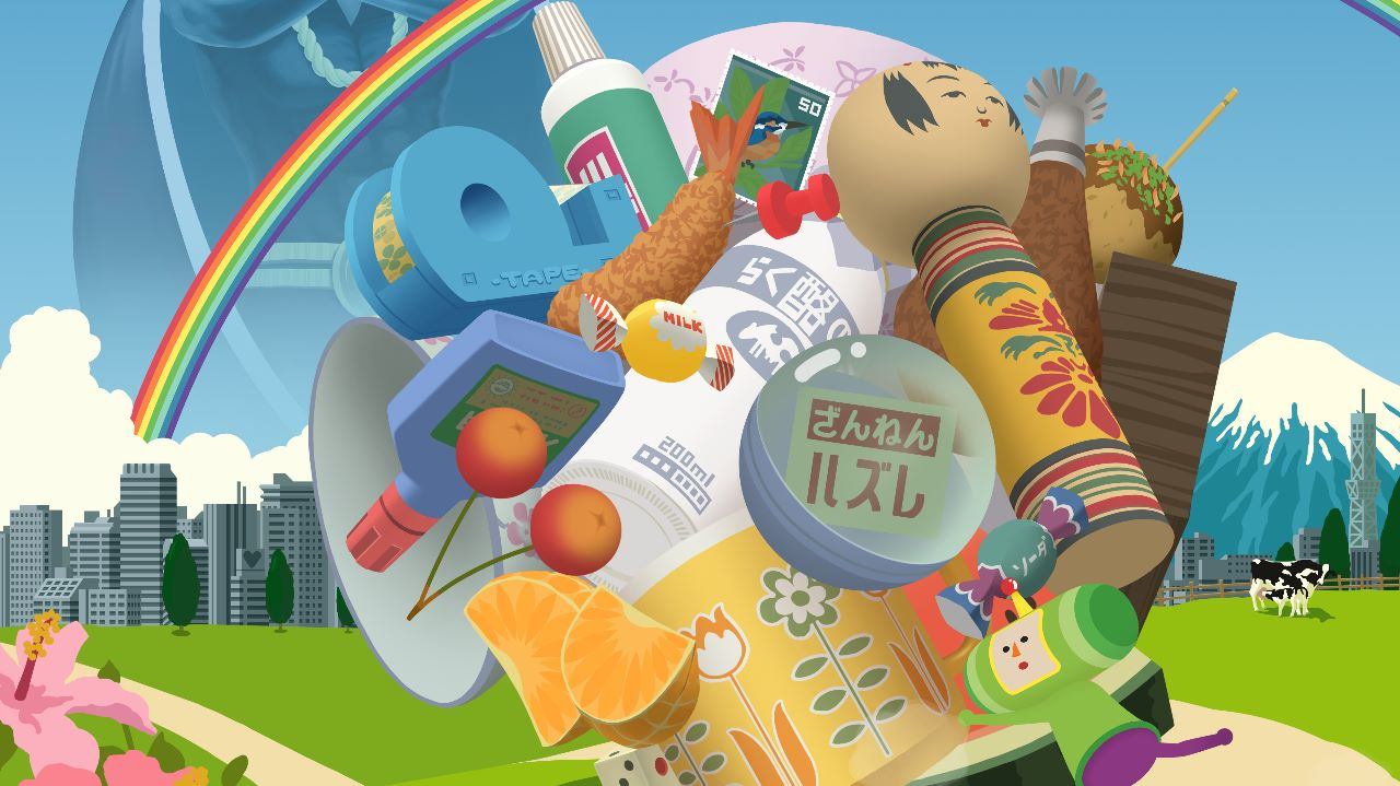 Katamari Damacy Reroll è ora disponibile su PS4 e Xbox One, vediamo il trailer di lancio