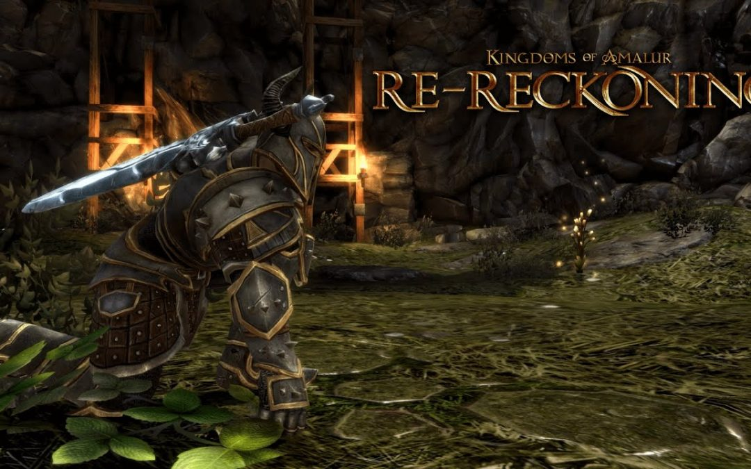 Kingdoms of Amalur Re-Reckoning, la classe Might nel nuovo trailer