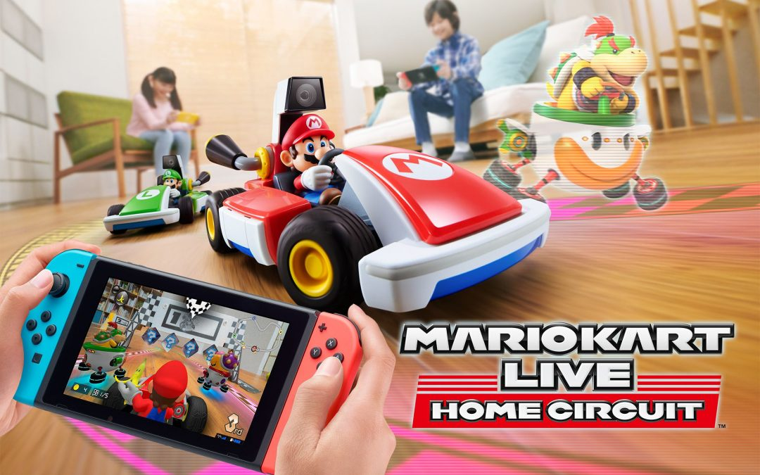 Mario Kart Live Home Circuit, tutti i Gran Premi si mostrano in un nuovo video gameplay