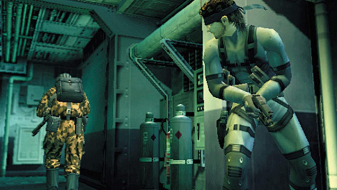 Metal Gear, Metal Gear Solid 1 e 2, Konami Collector's Series Castlevania & Contra sono disponibili su PC tramite GOG