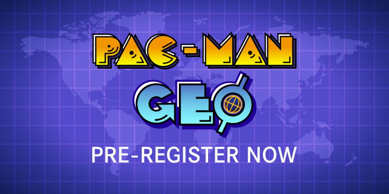 Pac-Man Geo annunciato per iOS e Android