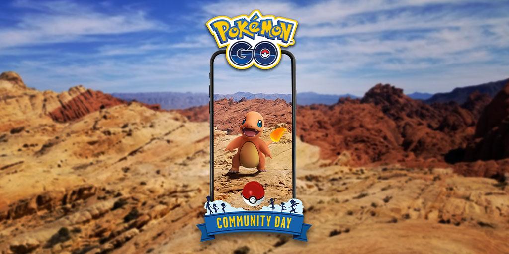 Pokémon GO, data, bonus e dettagli sul Community Day di ottobre 2020 con protagonista Charmander