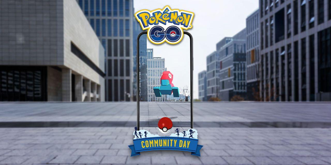 Pokémon GO, tutti i dettagli sul Community Day di settembre 2020 con protagonista Porygon